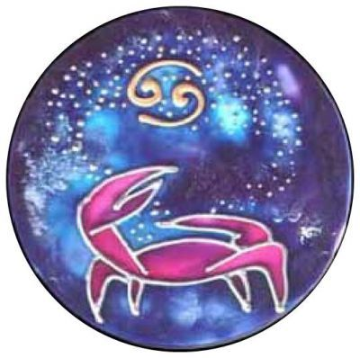 KR_CAN_SML Zodiac - Cancer Sign (Small)