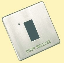 DRPR001 Stainless Steel Proximity Request-to-Exit Switch