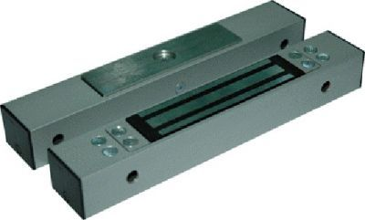 EM600S-Mortice-Mag.Ctc-Housing Surface Mount 600lb Mortice Lock