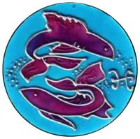 KR_PIS_SML Zodiac - Pisces Sign (Small)