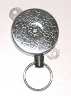 KR_BKT_IND_120_KC Metal Retractor with Kevlar ® Cord and Integral Mounting Bracket